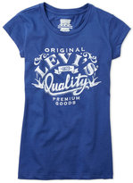 Levi's Girls 7-16) Quality Tee