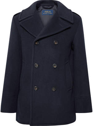 Polo Ralph Lauren Wool-Blend Peacoat