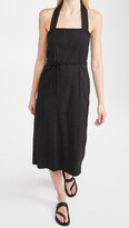 Thumbnail for your product : Vince Square Neck Halter Dress