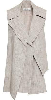 Victoria Beckham Layered Woven Vest
