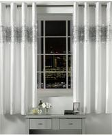 By Caprice Astra Lined Eyelet Curtains