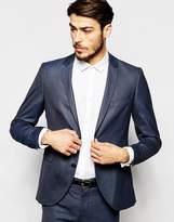 Jack & Jones Premium Suit Jacket With Stretch In Slim Fit