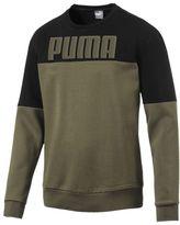 Puma Men's Rebel Block Fleece Sweater