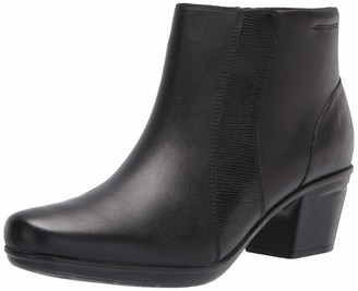 Clarks Women's Emslie Newport Ankle Boot