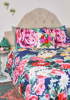 Blossoming and Turning Duvet Cover in King