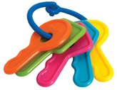 The First Years Learning Curve First Keys Teether (Discontinued by Manufacturer) by