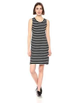 Amazon Essentials Women's Patterned Tank Swing Dress
