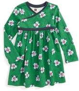 Tea Collection Infant Girl's Kelvingrove Wrap Dress