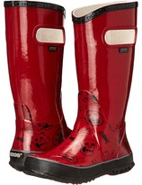 Bogs Rain Boot Bones (Toddler/Little Kid/Big Kid)