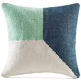 "Kas Finley 18"" Square Decorative Pillow"