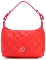 Moncler small quilted tote - women - Leather - One Size
