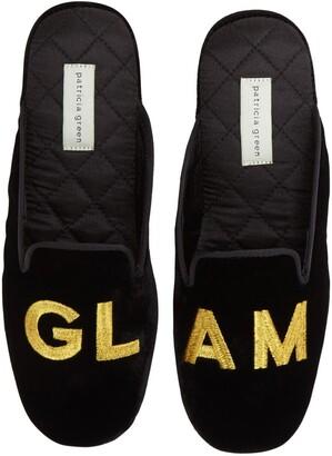 Patricia Green 'Glam' Scuff Slipper