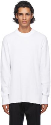 Nanamica White Thermal T-Shirt