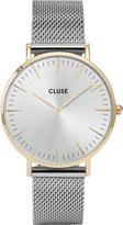 Cluse CL18115 La Bohà ̈me stainless steel watch
