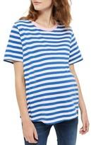 Topshop Women's Stripe Maternity Tee
