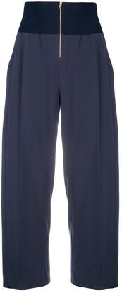 Carven wide leg trousers