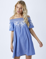 Accessorize Camilla Off Shoulder Dress