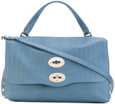 Zanellato cross-body satchel tote - women - Leather - One Size