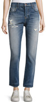 Current/Elliott The Slouchy Skinny Denim Jeans, Indigo