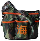 Diaper Dude Camouflage Kai Bag