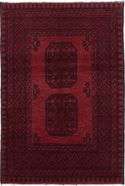 Ecarpetgallery Hand-knotted Khal Mohammadi 3' x 4' 100% Wool Traditional area rug