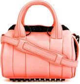 Alexander Wang compact shoulder bag - women - Calf Leather - One Size