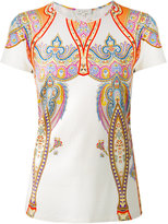 Etro Persian print T-shirt
