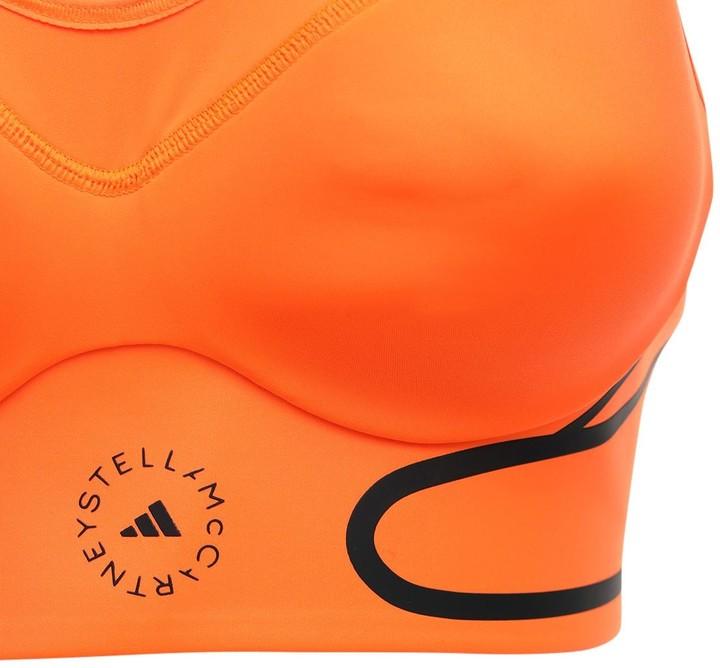 Thumbnail for your product : adidas by Stella McCartney Tech Truepace Bra W/logo