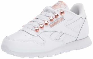Reebok Girls Classic Leather Sneaker