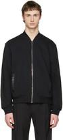 Versace Black Medusa Zip-up Sweater