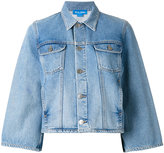 MiH Jeans classic denim jacket - women - Cotton - XS