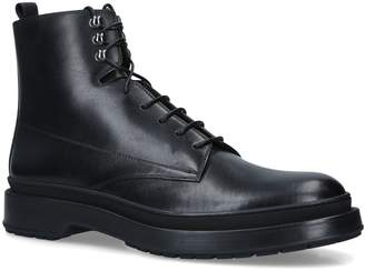 BOSS Leather Montreal Boots