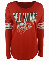 '47 Women's Detroit Red Wings Courtside Long Sleeve T-Shirt