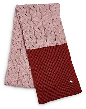 Ted Baker Alnita Cable-Knit Scarf