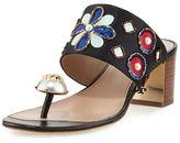 Tory Burch Estella Embellished Slide Sandal