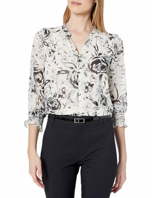 Karl Lagerfeld Paris Women's Blouse