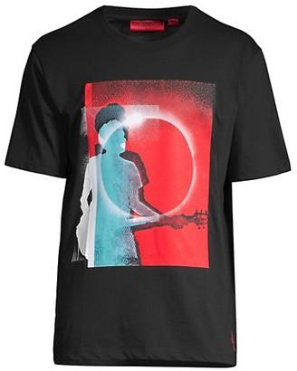 HUGO BOSS Dreen Graphic T-Shirt