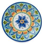 Bed Bath & Beyond Azul Hand Painted Look 8.4-Inch Round Salad Plate
