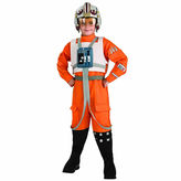 Star Wars STARWARS X-Wing Fighter Pilot Child Costume