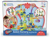 Learning Resources Gears! Gears! Gears! Robot Factory Set