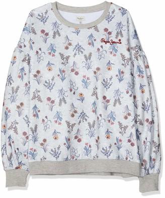 Pepe Jeans Girls' Savina JR PG580800 Sweatshirt