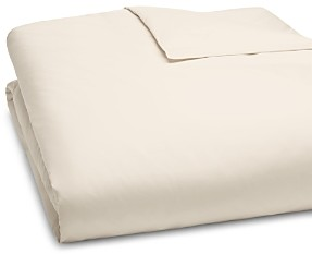 Matouk Luca Satin Stitch Duvet Cover, Twin