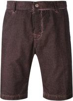 Massimo Alba buttoned shorts - men - Cotton - 50
