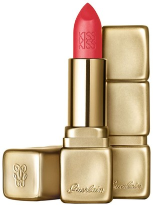 Guerlain Kiss Kiss M348 Hot Coral