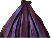 Monique Lhuillier Purple Dress for Women