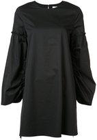 Tibi short T-shirt dress - women - Cotton - 8