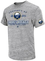 "Majestic Buffalo Sabres NHL ""Breakout Star"" Tri-Blend Premium T-Shirt"
