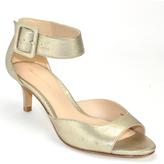 Pelle Moda Berlin Sandal - Anklewrap Kitten Heel