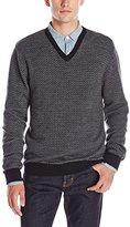 Pendleton Men's Merino Herringbone Sweater