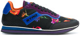 Etro floral pattern sneakers
